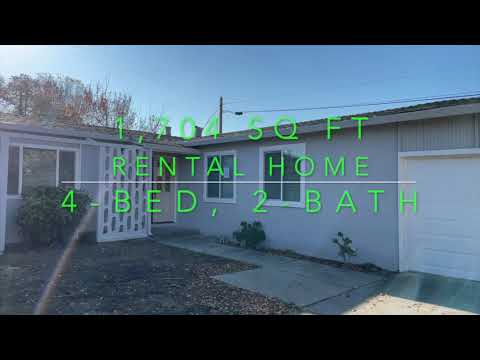 Cupertino Home For Rent - 4 Bed 2 Bath - by Keyrenter Property Management in Silicon Valley
