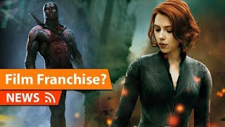 Black Widow Teased as a Franchise - Avengers & Marvel Phase 4 Future