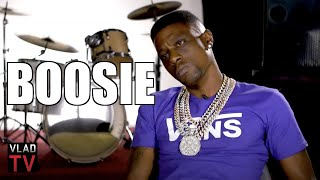 Vlad Asks Boosie How He would React if One of His Kids Wanted to be a Cop (Part 13)