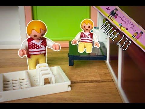 Ausgesperrt!😱 - Lisa allein zu Hause - Playmobil Film deutsch mit Spielfiguren