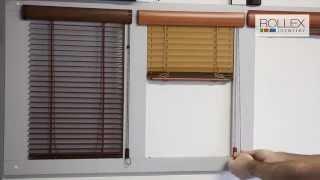 Žaluzie Isoline Loco - do plastových oken | zaluzie-rolety.com