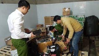 Phát hiện, xử lý tàng trữ vũ khí trái phép nguy hiểm ở Quảng Trị