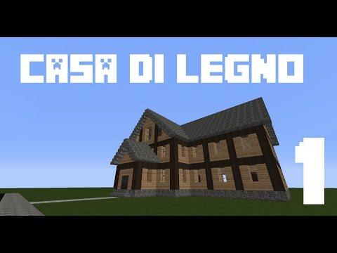 Full download tutorial minecraft 1 come costruire una for Come costruire una villa