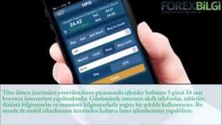 Mobilden Forex İşlemi - Mobilden Forex Yönetimi