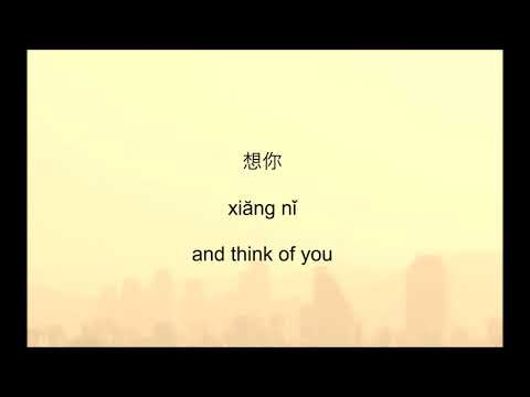 Eleanor Lee 李凯馨 - Your Silhouette 你的身影 [ENG/CH/PINYIN]
