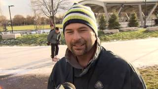Covered outdoor skating rink opens in Greenwood Park