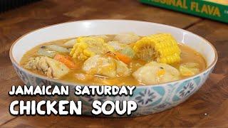 Jamaican Chicken Soup (saturday soup)