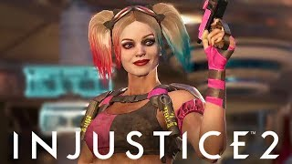 Injustice 2: Harley Quinn Online Ranked Sets #10