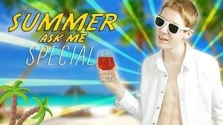 Ask me: SUMMER EDITION - Glee, Teletubbies og 35 grader
