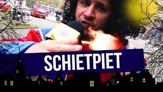 De Schietpiet maakt iedereen kapot | Sinterklaas Nieuws [4/5]