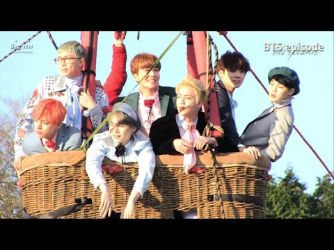 [EPISODE] BTS (방탄소년단)'화양연화 Young Forever' Jacket Photo Shooting
