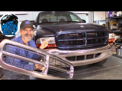 How to Repair and Replace Dodge Dakota/Durango Grille