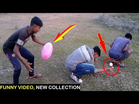 New Funny Video l Try Not to Laugh l Best Funny Video by Funny Boy's Fun (Part-5)