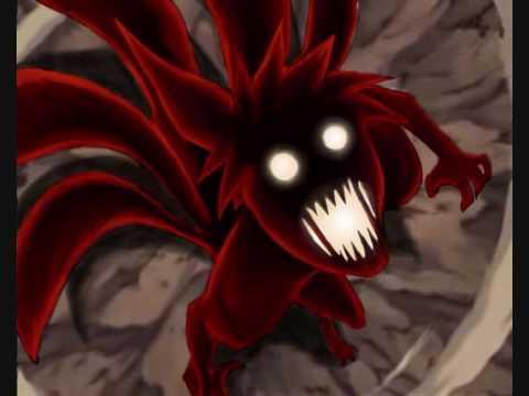 Naruto Kyuubi forms - YouTube