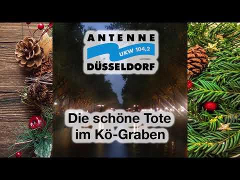 der Antenne Düsseldorf Weihnachtskrimi | Die schöne Tote im Kögraben