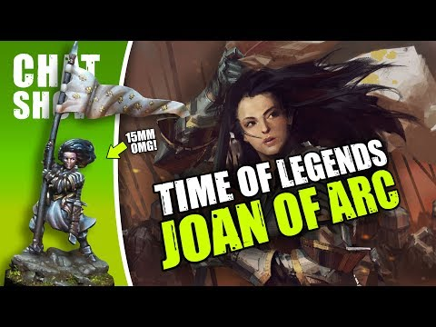 Weekender: Time Of Legends: Joan Of Arc; What's It All About?