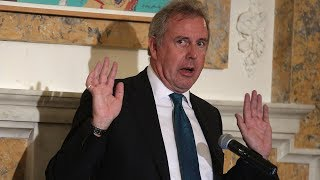 U.K. ambassador calls Trump administration 'inept' in leaked documents