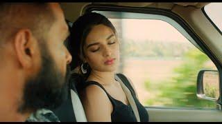 Nidhi agarwal hot scene in a car with ismart shankar | movie clip in hindi HD