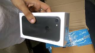 "Amazon Fraud ""Ordered i phone 7 and Got Empty Box In front of Currier Boy (With Prime Member)"