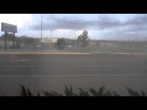Wind at Glasgow, Montana July 24, 2014