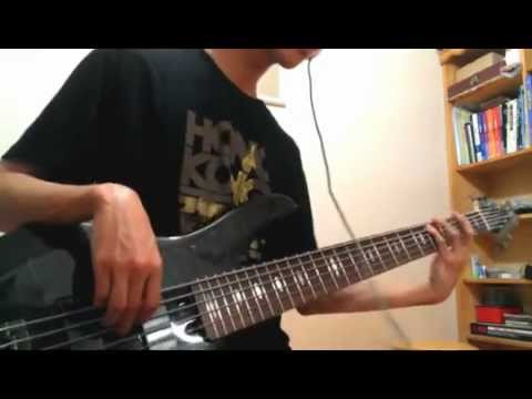 Fourplay - Bali Run | Bass cover