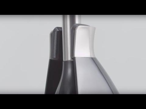 simplehuman toilet brush white