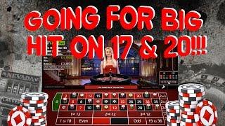 £3,000 vs Roulette!!!!