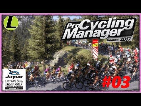 Herald Sun Tour | CARRIERA | PRO CYCLING MANAGER 2017 | #03 Gameplay Ita