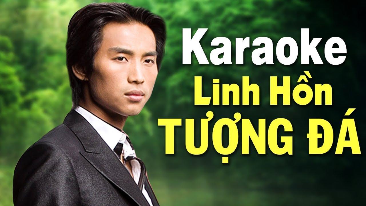Karaoke Linh Hồn Tượng Đá – ĐAN NGUYÊN | Beat Chuẩn Tone Nam