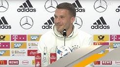 Top 10: Die besten Sprüche von Lukas Podolski | SPORT1 Rankings