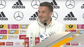 Top 10: Die besten Sprüche von Lukas Podolski   SPORT1 Rankings