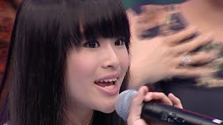 "Angel Andrea ""Pianoku"" - dahSyat 22 November 2014"