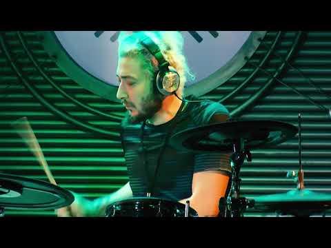 Ozan Inam  - Live Mashup (Barış Ertunç, Mehmet Fırıl ) / V-Drums Championship Türkiye