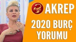 AKREP BURCU | Nuray Sayarı'dan 2020 burç yorumları