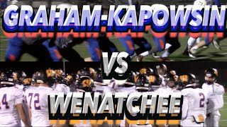 Wenatchee (WA) vs Graham- Kapowsin (WA) WIAA Playoffs 2014 : UTR Highlight Mix