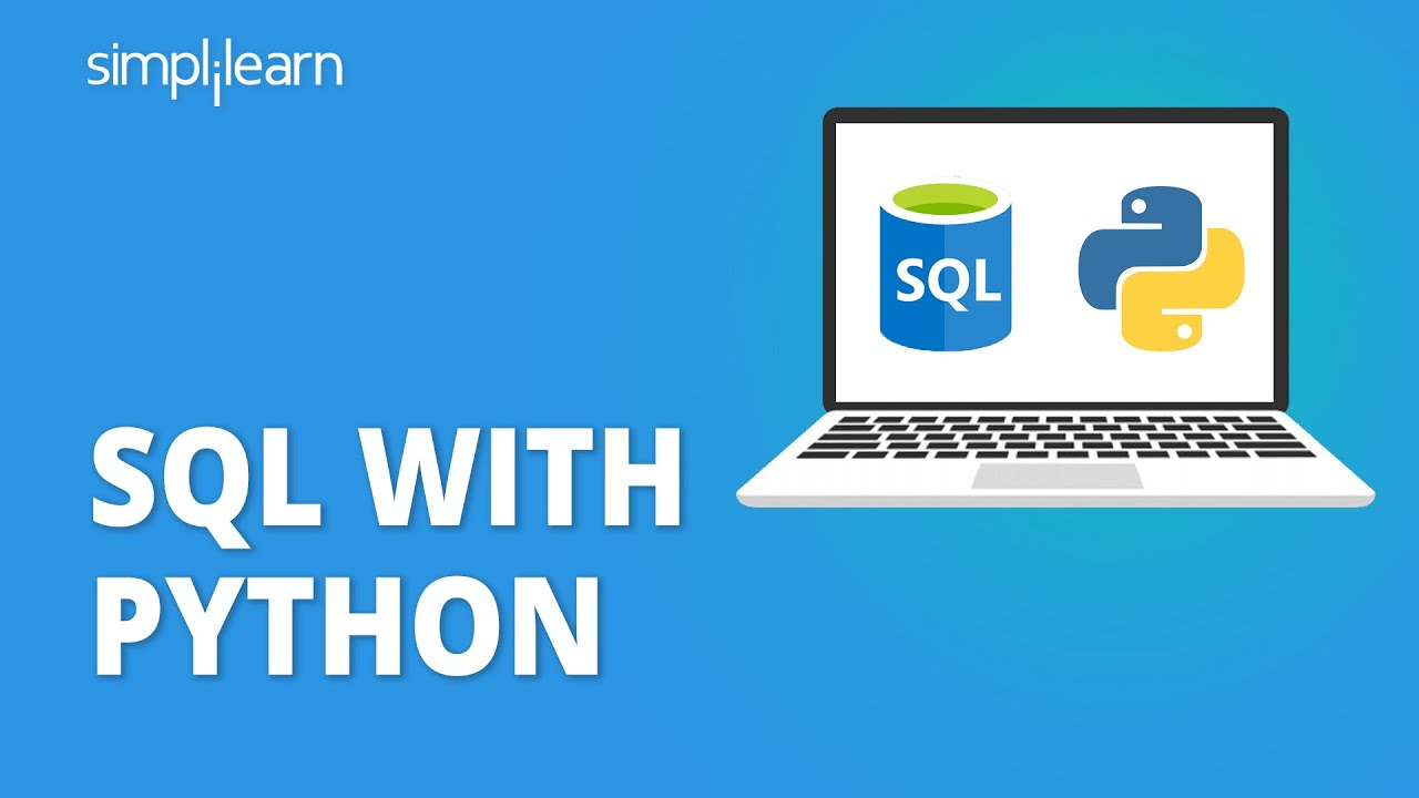 SQL With Python | Python Database Connectivity Tutorial | SQL Tutorial For Beginners