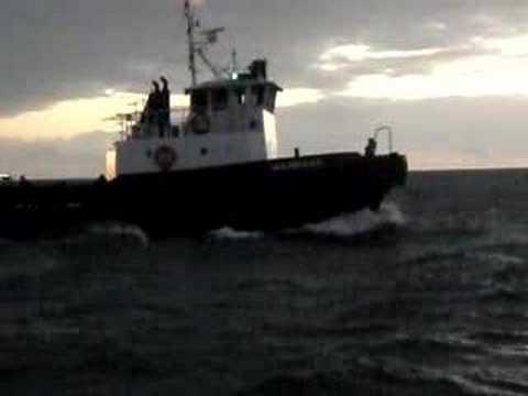 Abbot Point - 25/06/08 - Tug