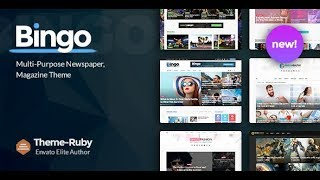 Bingo Wordpress Theme Review P…
