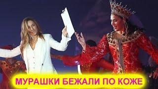 Алина Загитова покорила зрителей и вызвала мурашки у Татьяны Навки