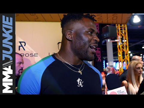 Francis Ngannou 'ready' to have his 'revenge' on Stipe Miocic before the year ends