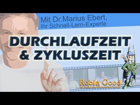 durchlaufzeit u zykluszeit youtube. Black Bedroom Furniture Sets. Home Design Ideas