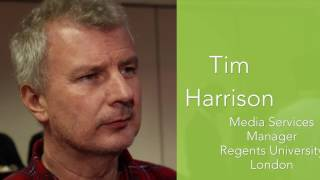 MEDIAL | Video Testimonial | Tim Harrison - Regents University London