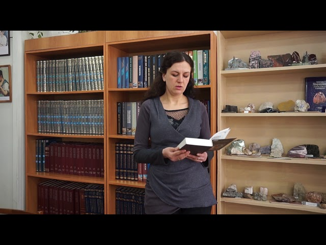 Изображение предпросмотра прочтения – НинаДавыдова читает произведение «Моим стихам, написанным так рано…» М.И.Цветаевой
