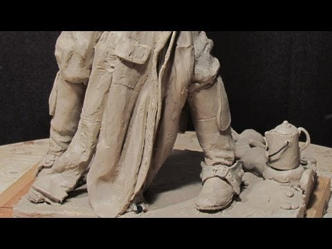 Sculpting With Lemon - Morning Joe - Making a Two Cup Coffee Pot
