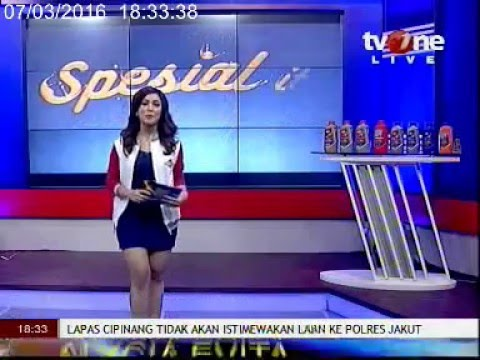 Spesial Breaking Quiz Federal Oil - Kabar Petang TV One 07/03/2016