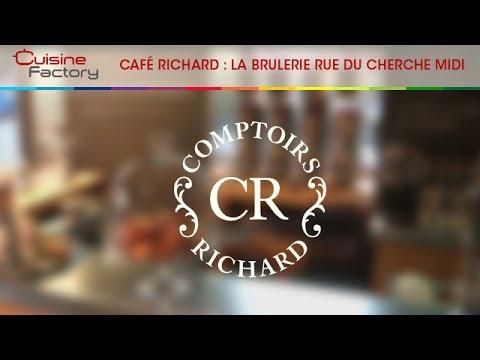 Comptoirs Richard - rue du Cherche Midi