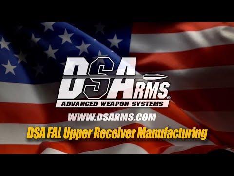 DSA Upper Receiver Manufacturing 1080p FINAL