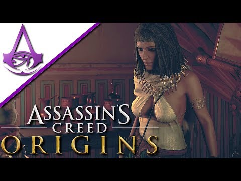 Assassin's Creed Origins #143 - Suche nach Merti - Let's Play Deutsch thumbnail