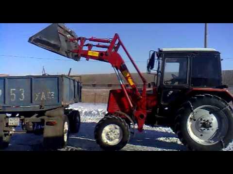 Продажа тракторов с куном и экскаваторы    Атлас Авто