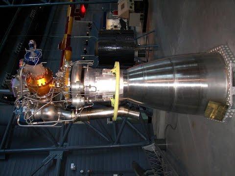 Viking engine, Cité de l'espace, Toulouse, Midi-Pyrénées, France, Europe